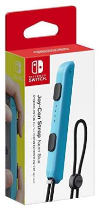 Ремешок Nintendo Switch Strap для Joy-Con Controller Neon Blue