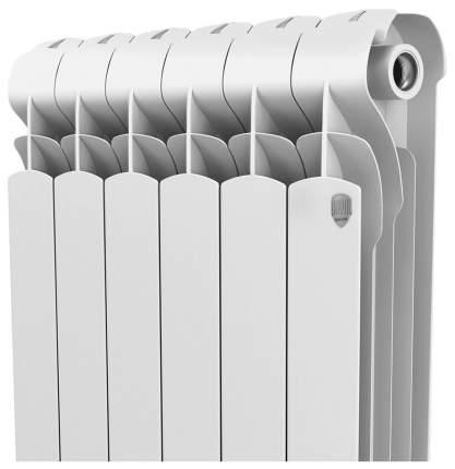 Радиатор алюминиевый Royal Thermo Revolution Bimetall 570x640 500