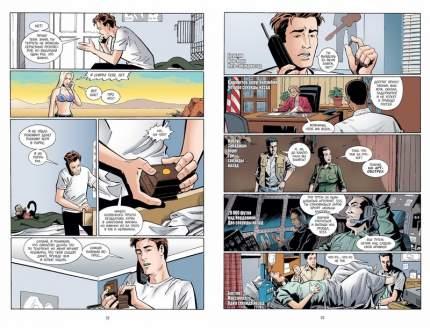 Графический роман Y, Последний мужчина. Книга 1