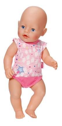 Розовое боди для Baby Born Zapf Creation