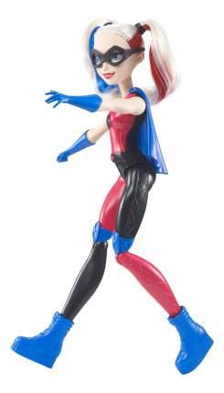 Кукла DC Super Hero Girls Харли Квинн Супергероиня в тренировочном костюме 30см FCC70