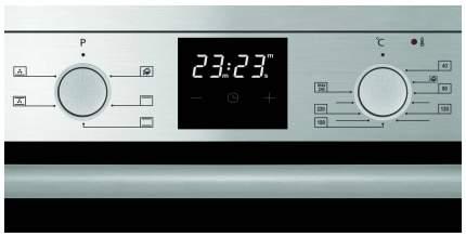 Встраиваемый электрический духовой шкаф Schaub Lorenz SLB EE6630 Silver