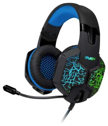 Игровые наушники Sven AP-U980MV Blue/Black