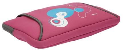 "Чехол для ноутбука 13.3"" Sumdex NUN-823MH розовый/серый"