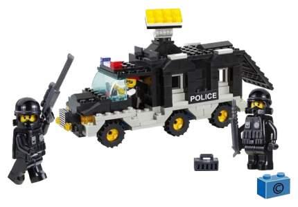 Конструктор Sluban Военная полиция 206 деталей M38-B1900