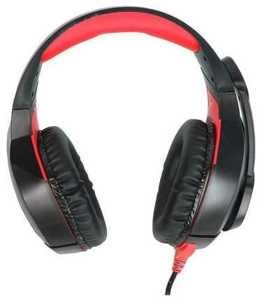 Игровые наушники Dialog Gan-Kata HGK-31L Red/Black