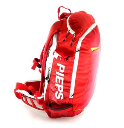 Рюкзак для сноуборда Pieps Track 20 л красный