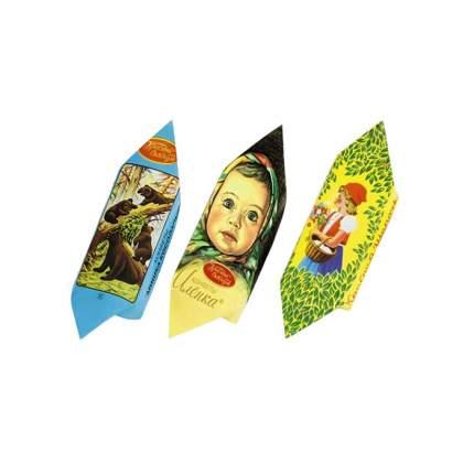 Набор Красный Октябрь ассорти мишка косолапый-Аленка-Красная шапочка 700 г