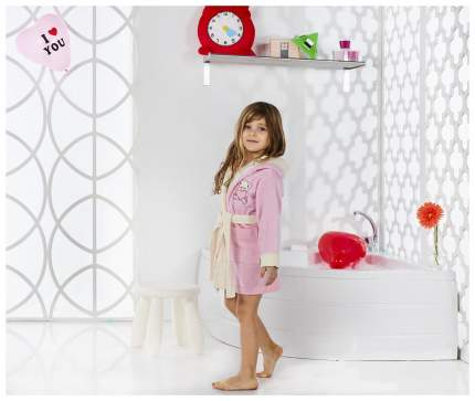 Халат банный KARNA SNOP 2820 цвет Розовый