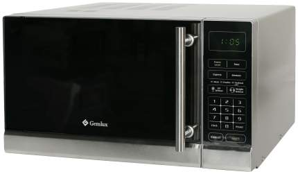 Микроволновая печь соло Gemlux GL-MW90N25 silver/black