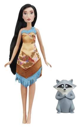 Кукла Disney Princess Водная Тематика E0053Eu4 в ассортименте
