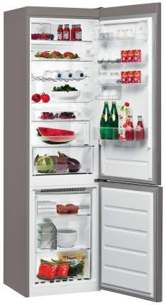 Холодильник Whirlpool BSNF 9151 OX Silver/Grey