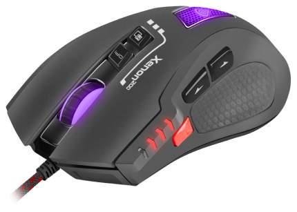 Проводная мышка Genesis Xenon 200 Black
