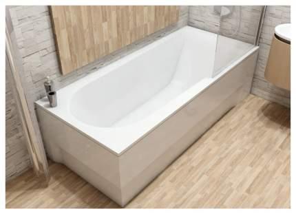 Акриловая ванна VAYER Boomerang 180х80 без гидромассажа правая