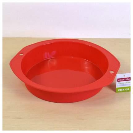 Форма для выпечки Kamille 7751 Красный