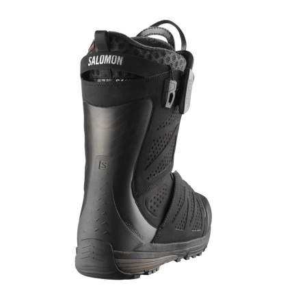 Ботинки для сноуборда Salomon Hi-Fi 2018, black, 28