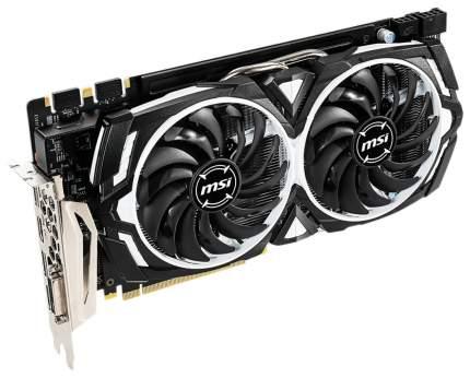 Видеокарта MSI Armor GeForce GTX 1060 (GTX 1060 ARMOR 6GD5X OC)