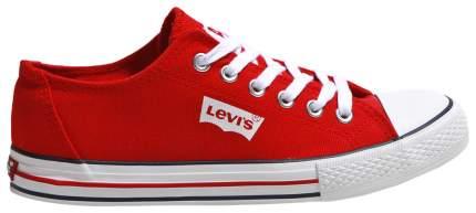 Кеды Levi's Kids red 39 размер