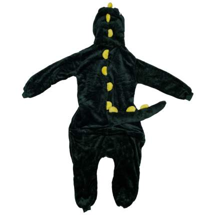 Пижама-кигуруми Lilkrok Зелёный Динозавр 148-159 см