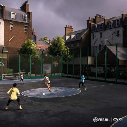 Игра FIFA 20 (нет пленки на коробке) для PlayStation 4