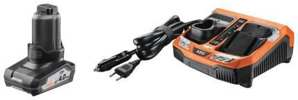 Набор аккумулятор и зарядное устройство для электроинструмента AEG 4932451628