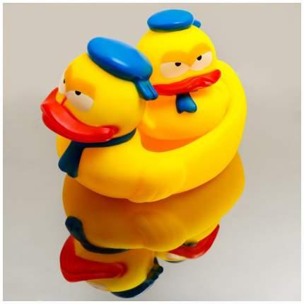 Игрушка для купания Крошка Я Милые в шапочках 2633992 2 шт