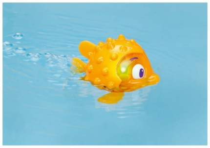 """Игрушка для ванны """"Рыбка Огонек"""" - Иглобрюх (свет) Little Tikes"""
