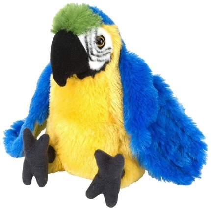 """Мягкая игрушка """"Сине-желтый ара"""", 33 см Wild Republic"""