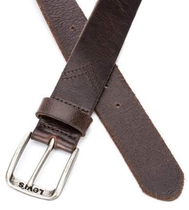 Ремень мужской Levi's 7713419350 коричневый 85 см