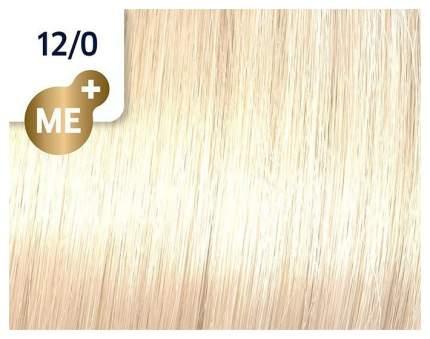 Краска для волос Wella Koleston Perfect Special Blond 12/0 Кунжут 60 мл