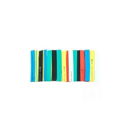 Термоусадка EKF ТУТ 8/4 набор:7 цветов по 3шт. 100мм. PROxima