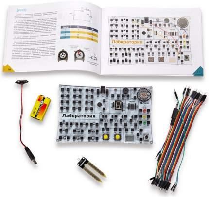 Электронный конструктор PinLab Лаборатория Основы электроники 7777780003