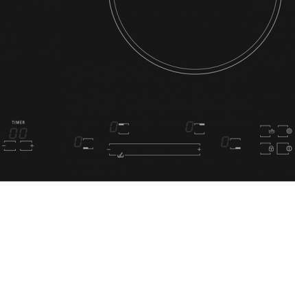 Встраиваемая электрическая панель Hotpoint-Ariston HR 607 IN