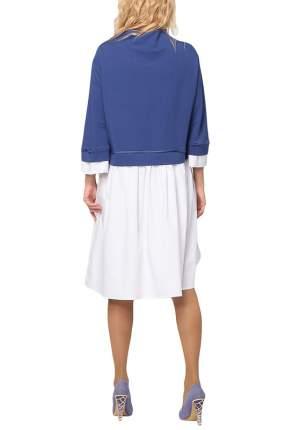 Платье женское KATA BINSKA NIKOL 1708012 синее 44-46 EU