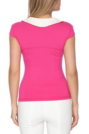 Поло женское Gloss 15111(13) розовое 40 RU