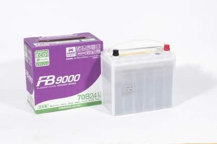 Аккумулятор автомобильный автомобильный Furukawa Battery FB9000 70B24L 55 Ач
