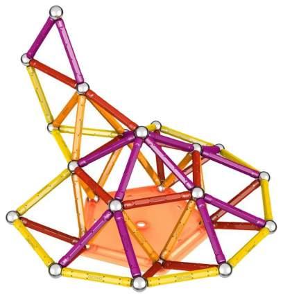 Конструктор магнитный Geomag Color 127 элементов 264