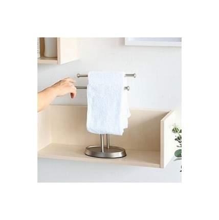 Держатель для полотенец Umbra 021019-410 Palm Серебристый