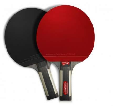Ракетка для настольного тенниса Start Line 12605 Level 500, черно-красная