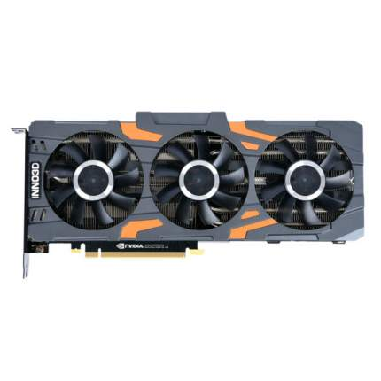 Видеокарта Inno3D GeForce RTX 2080 Gaming OC X3 N20803-08D6X-1180VA24 8GB