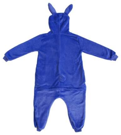 Пижама-кигуруми Lilkrok Синий Стич 106-115 см