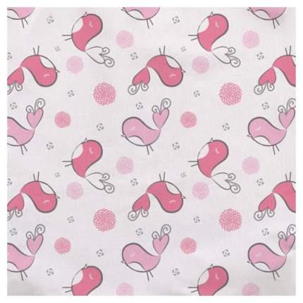 Summer infant конверт на липучке swaddleme, размер l , розовые птички