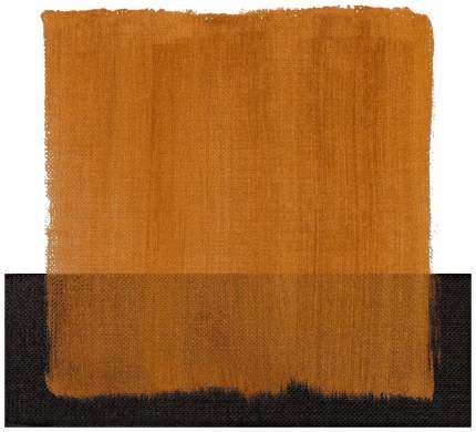 Масляная краска Maimeri Classico темное золото 200 мл