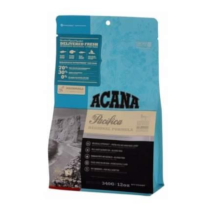Сухой корм для кошек ACANA Regionals Pacifica, рыба, 0,34кг