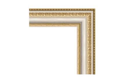 Зеркало настенное Evoform BY 1072 55х145 см, золото/серебро