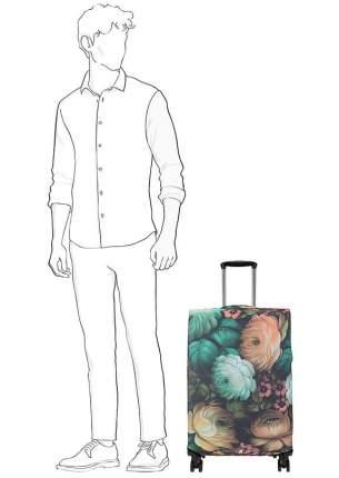 Чехол на чемодан женский Gianni Conti 9043S, мультиколор