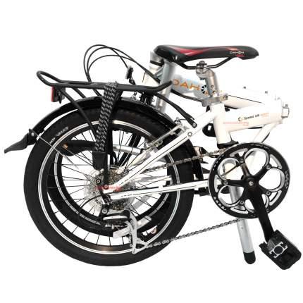 """Велосипед Dahon Speed D8 2017 18.5"""" белый"""