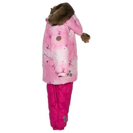 Комплект верхней одежды Huppa, цв. розовый р. 80