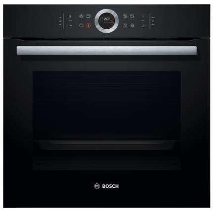 Встраиваемый электрический духовой шкаф Bosch HBG655BB1 Black