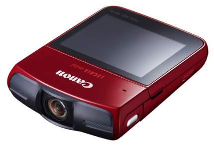 Видеокамера цифровая Flash HD Pocket Canon Legria Mini Kit Red